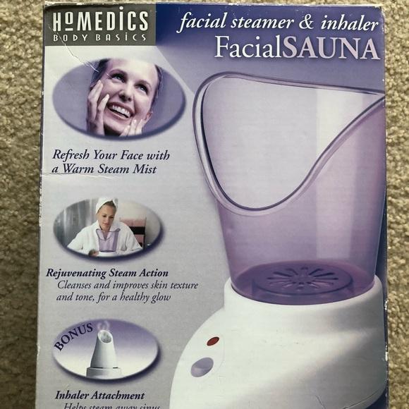 Opinion you homedics fac 1 a facial sauna and inhaler